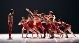 MMContemporary Dance