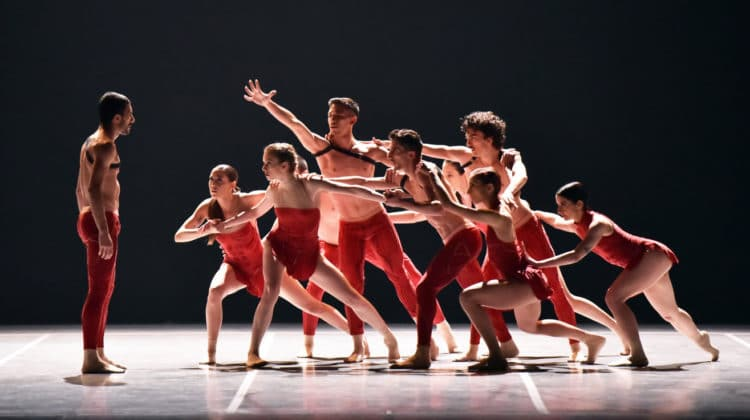 MMContemporary Dance
