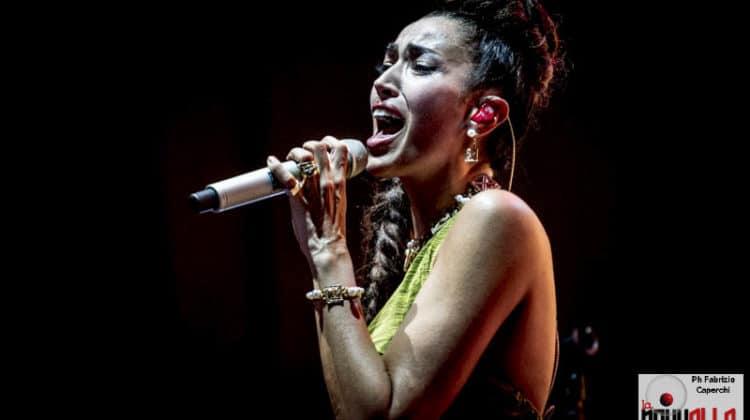 Nina Zilli @ Villa Ada, - Roma incontra il mondo