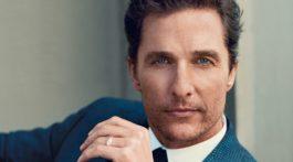 Matthew McConaughey in La Torre Nera