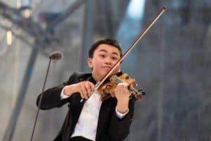 Ziyu He - Società dei Concerti Trieste