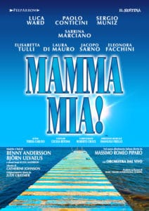 Locandina Mamma Mia