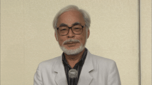 NEVER ENDING MAN. HAYAO MIYAZAKI