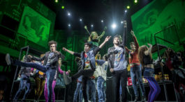 green day's american idiot, musical, trieste, politeama rossetti