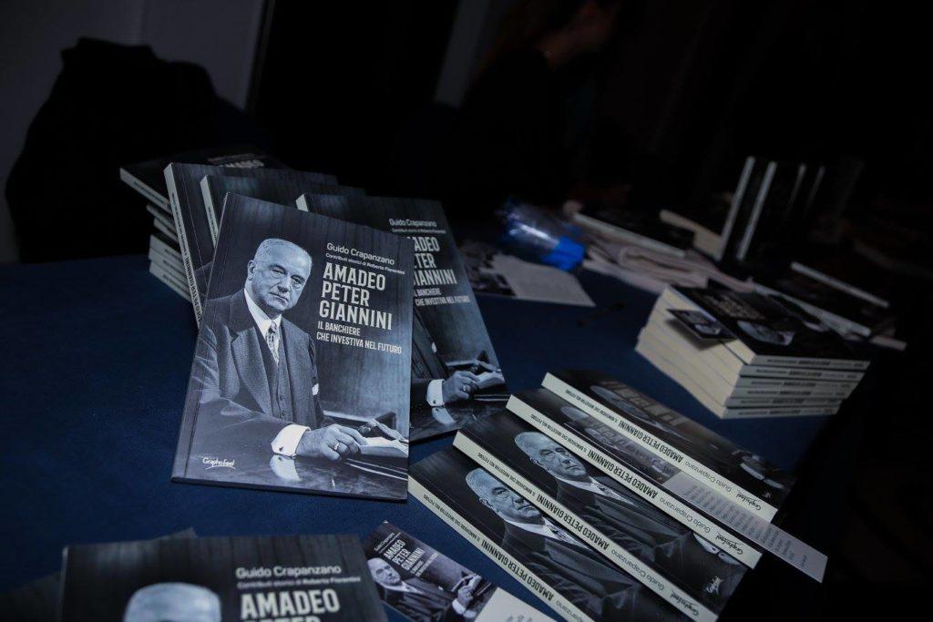 Presentazione del libro Amadeo Peter Giannini – il banchiere che investiva nel futuro di Guido Crapanzano