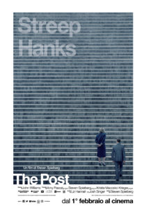 Arriva in Italia il trailer di The Post, l'ultimo lavoro di Steven Spielberg in odore di oscar @ Al Cinema | Italia