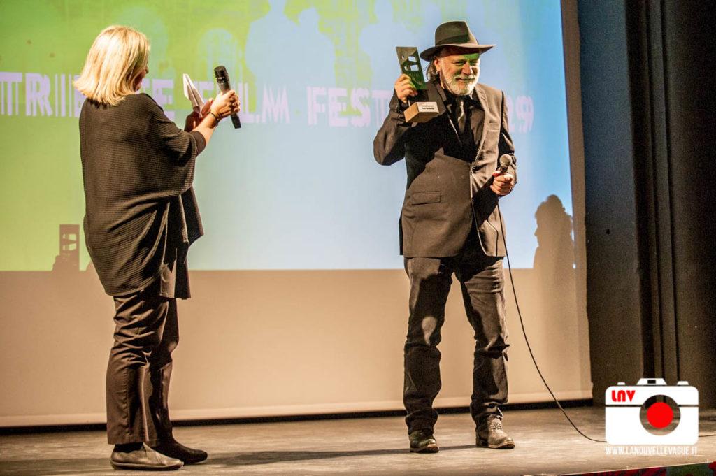 Trieste Film Festival 2018 - Eastern Star Award 2018 - Rade Serbedzija © Fabrizio Caperchi Photography / La Nouvelle Vague Magazine 2018