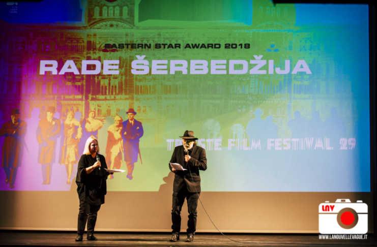Trieste Film Festival 2018 - Eastern Star Award 2018 - Rade Serbedzija
