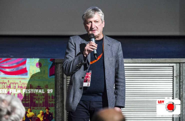 Trieste Film Festival 2018 : Fabrizio Grosoli
