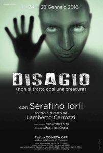 Il Disagio di Lamberto Carrozzi portato in scena da Serafino Iorli