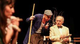 Dal 18 al 28 gennaio è in scena al Teatro Marconi di Roma Pane, Latte e Lacrime.