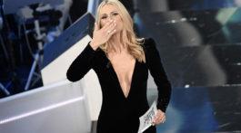 Claudio Baglioni, Michelle Hunziker, Pierfrancesco Favino conducono la 68a ed.Festival di Sanremo