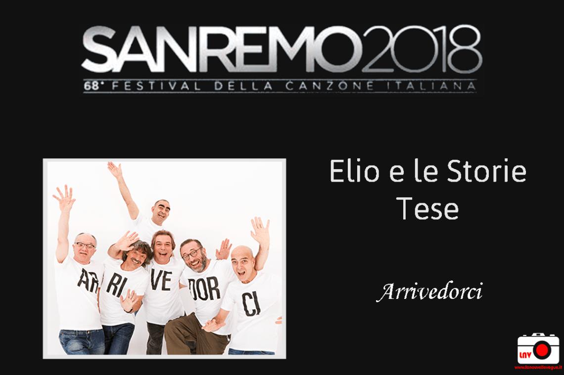 Festival di Sanremo 2018 - I Campioni - Elio e le Storie Tese