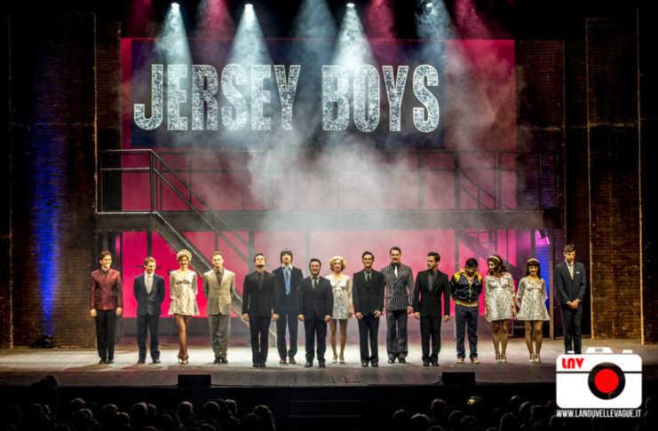Jersey Boys - Il Musical al Politeama Rossetti, Trieste © Fabrizio Caperchi Photography / La Nouvelle Vague Magazine 2018
