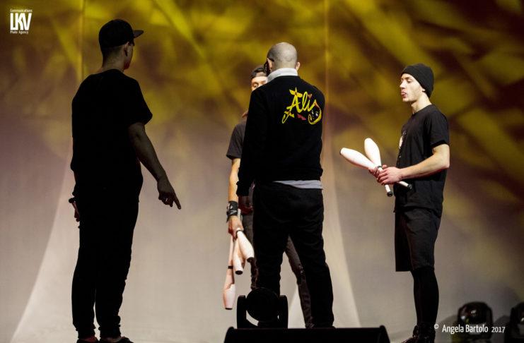 Le Cirque with the World Top Performers presenta Alis - Foto di Luca Vantusso