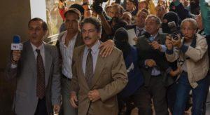 Francesco Foti è Carlo Mazza in Il Cacciatore