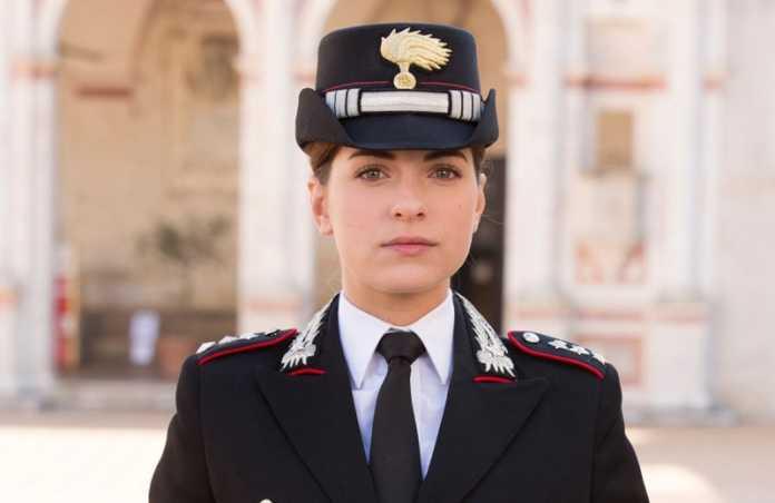 Chiara Giannetta in Don Matteo 11