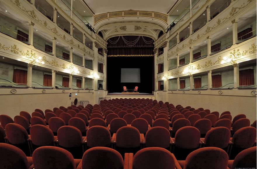 Teatro Niccolini - i Nuovi