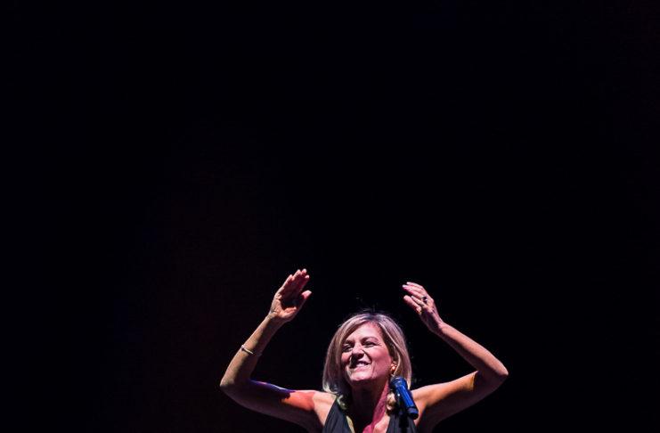 Irene Grandi Power Trio